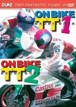 On Bike TT Experience 1 and 2 Online DVD Rental