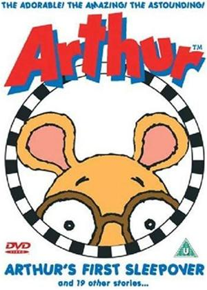 Arthurs First Sleepover and 19 Other Stories Online DVD Rental