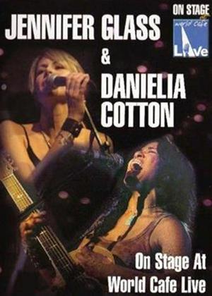 Rent Jennifer Glass and Danielia Cotton: Live Online DVD Rental