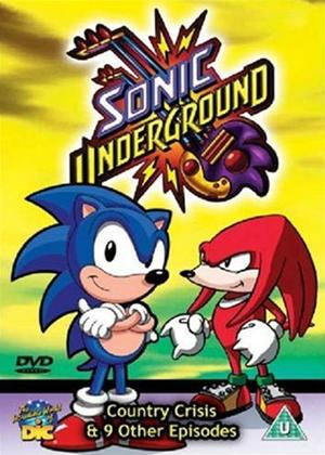 Sonic Underground: Country Crisis and 9 Other Episodes Online DVD Rental