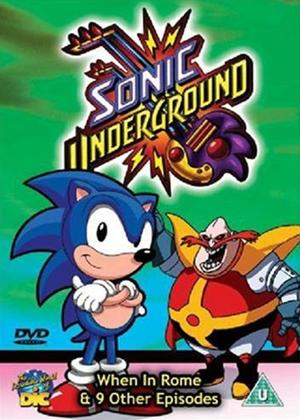 Sonic Underground: When in Rome and 9 Other Stories Online DVD Rental