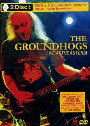 Rent Groundhogs: Live at the Astoria Online DVD Rental
