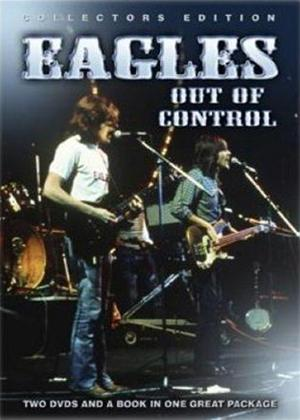 Rent The Eagles: Out of Control Online DVD Rental
