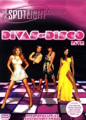 Rent Divas of Disco: Live Online DVD Rental