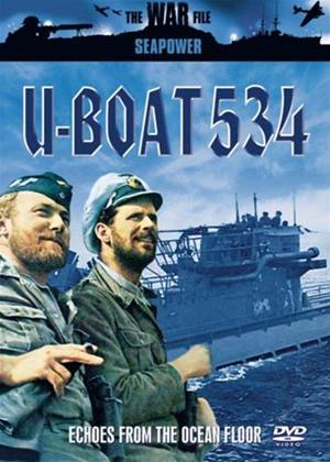 Seapower: Uboat 534 Online DVD Rental