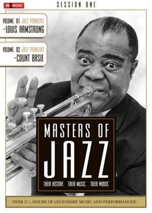 Rent Masters of Jazz: Session 1 Online DVD Rental