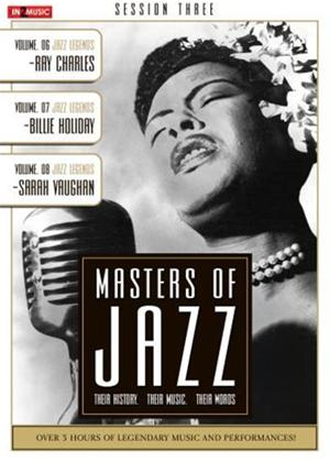 Masters of Jazz: Session 3 Online DVD Rental