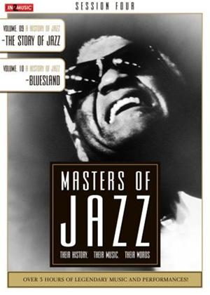 Masters of Jazz: Session 4 Online DVD Rental
