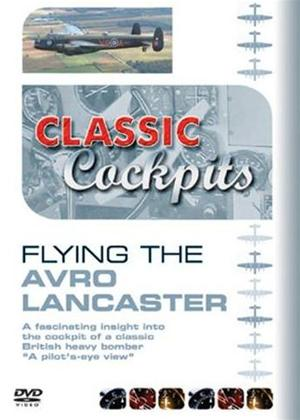 Rent Classic Cockpits: Flying the Avro Lancaster Online DVD Rental