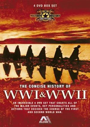 Rent Concise History of WWI and WWII Online DVD Rental