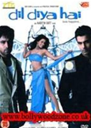 Rent Dil Diya Hai Online DVD Rental
