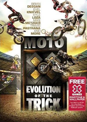 Moto X Evolution of the Trick Online DVD Rental