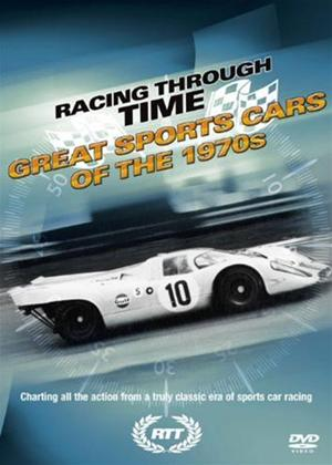 Racing Through Time: Great Sports Cars of the 70's Online DVD Rental