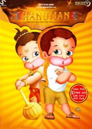 Return of Hanuman Online DVD Rental