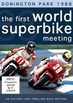 Rent The First World Superbike Meeting Donington Park 1988 Online DVD Rental