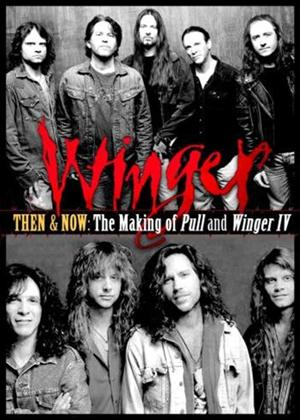Winger: Then and Now: The Making of Pull and Winger IV Online DVD Rental