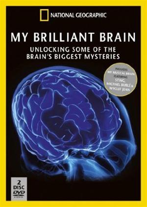 Rent National Geographic: My Brilliant Brain Set Online DVD Rental