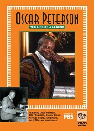 Oscar Peterson: The Life of a Legend Online DVD Rental