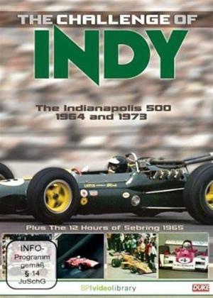 Rent The Challenge of Indy Online DVD Rental