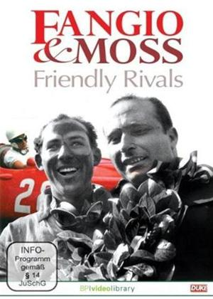 Rent Fangio and Moss: Friendly Rivals Online DVD Rental
