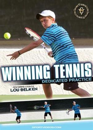 Winning Tennis: Dedicated Practice Online DVD Rental