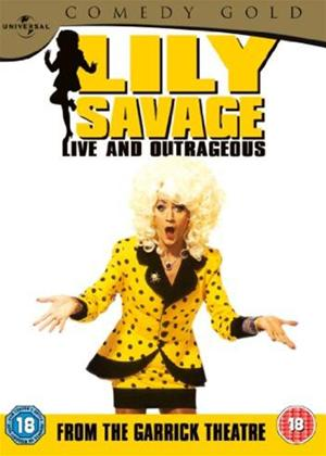 Rent Lily Savage: Live and Outrageious at the Garrick Theatre: Comedy Gold 2010 Online DVD Rental