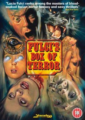 Fulcis Box of Terror Online DVD Rental