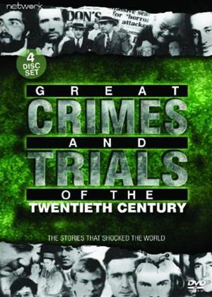 Rent Great Crimes and Trials of the Twentieth Century Online DVD Rental