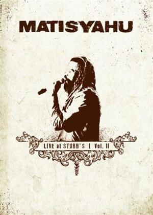 Matisyahu: Live at Stubbs 2 Online DVD Rental