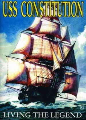 USS Constitution: Living the Legend Online DVD Rental
