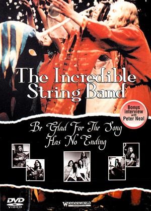 The Incredible String Band: Be Glad for the Song Has No Ending Online DVD Rental