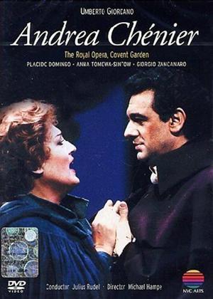 Placido Domingo: Andrea Chenier: The Royal Opera House Online DVD Rental
