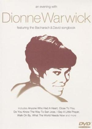 Rent Dionne Warwick: A Celebration Concert Online DVD Rental