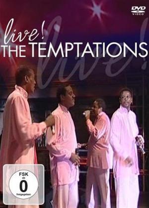 Rent The Temptations: Live! Online DVD Rental