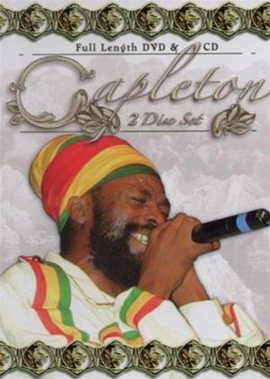 Capleton: Live in San Francisco Online DVD Rental