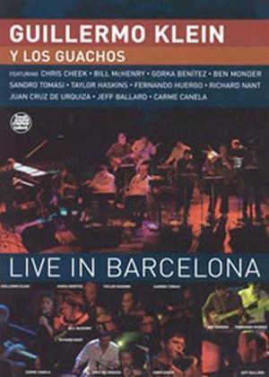 Guillermo Y Los Guachos Klein: Live in Barcelona Online DVD Rental