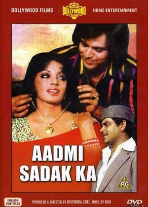 Aadmi Sadak Ka Online DVD Rental