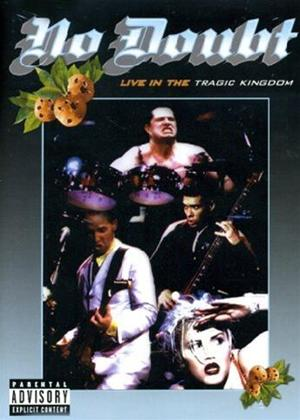 No Doubt: Live at the Tragic Kingdom Online DVD Rental