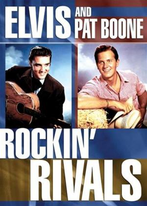 Rent Elvis Presley and Pat Boone: Rockin Rivals Online DVD Rental