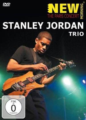 Rent Stanley Jordan Trio: The Paris Concert Online DVD Rental