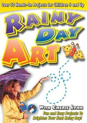Rent Rainy Day Art and Crafts Online DVD Rental