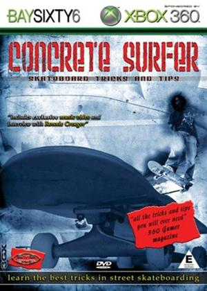 Rent Concrete Surfer: Skateboard Tricks and Tips Online DVD Rental