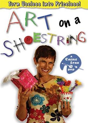 Rent Art and Crafts on a Shoestring Online DVD Rental