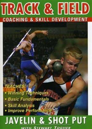Track and Field Coaching/Skill Development: Vol.4 Online DVD Rental