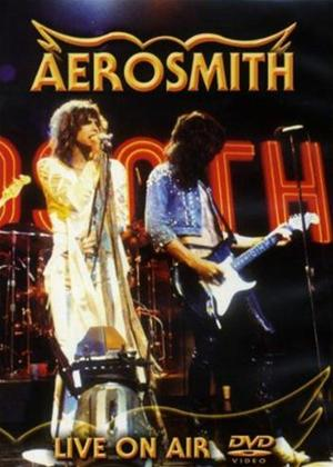 Aerosmith: Live on Air Online DVD Rental