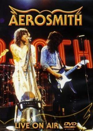 Rent Aerosmith: Live on Air Online DVD Rental