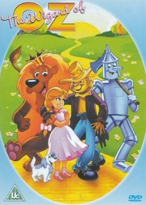 Rent The Wizard of Oz (animated) Online DVD Rental