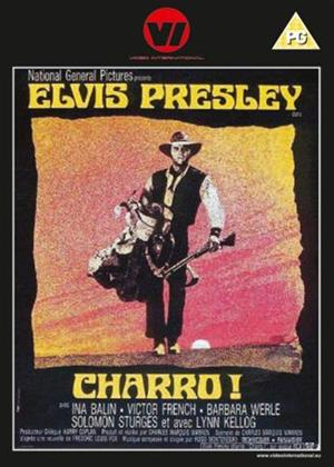 Rent Elvis Presley: Charro Online DVD Rental