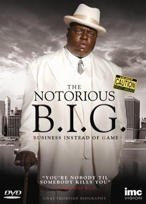 Rent Notorious B.I.G: Business Instead of Game Online DVD Rental