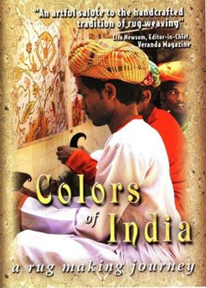 Colors of India: A Rug Making Journey Online DVD Rental